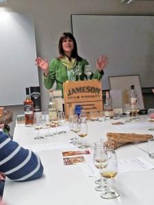 Whiskytasting mit Sylvia Wilhelm